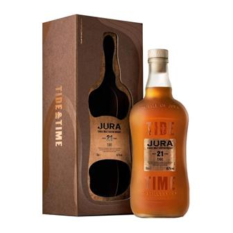 Jura 21 Year Old Tide Single Malt 70cl thumbnail