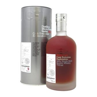 Bruichladdich Micro Provenance 2009 10 Year Jurancon 2nd Fill Cask #5015 70cl thumbnail