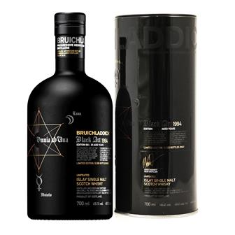 Bruichladdich Black Art 1994 Edition 08.1 26 Year Old 45.1% 70cl thumbnail