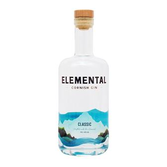Elemental Cornish Classic Gin 70cl thumbnail