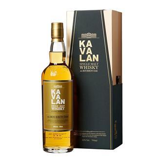 Kavalan Single Malt Whisky Ex-Bourbon Oak 70cl thumbnail