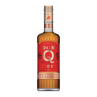 Don Q 151 Rum 70cl thumbnail
