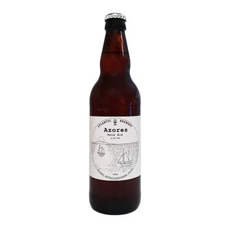 Atlantic Brewery Azores Organic Pale Ale 4.2% 500ml thumbnail