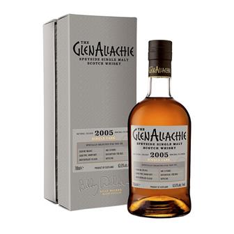 GlenAllachie 2005 Cask No. 901042 15 Year Old 63% 70cl thumbnail