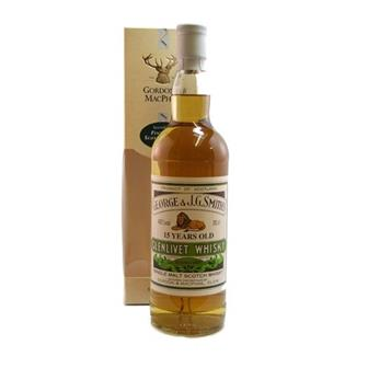 Glenlivet 15 years old Smiths 40% 70cl thumbnail
