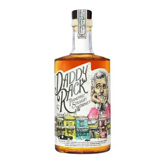 Daddy Rack Tennessee Straight Whiskey 40% 70cl thumbnail