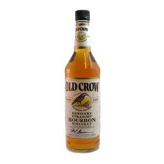 Old Crow Kentuckey Straight Bourbon 40% 70cl thumbnail