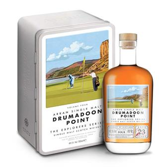 Arran Drumadoon Point The Explorers Series Volume 4 70cl thumbnail