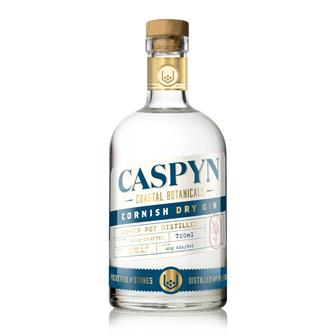 Caspyn Cornish Dry Gin 70cl thumbnail