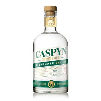Caspyn Midsummer Dry Gin 70cl thumbnail