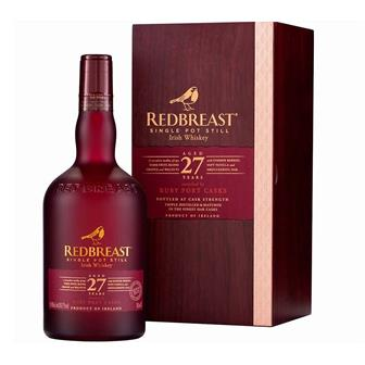 Redbreast 27 Year Old 54.6% Batch No. 1 2019 Release 70cl thumbnail