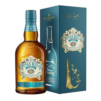 Chivas Mizunara Blended Scotch 40% 70cl thumbnail