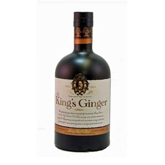 Berrys Kings Ginger liqueur 41% 50cl thumbnail