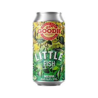 Goodh Brewing Co. Little Fish NEIPA 6.8% 440ml thumbnail