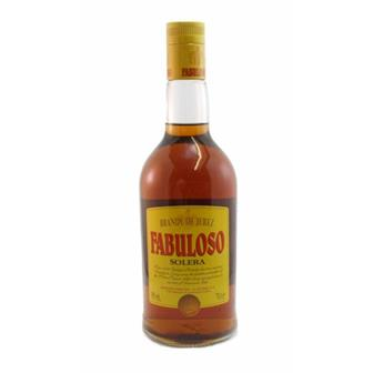 Fabuloso Brandy 36% 70cl thumbnail