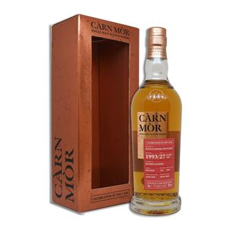 Carn Mor Mannochmore 1993 27 Year Old Single Malt Whisky 70cl thumbnail