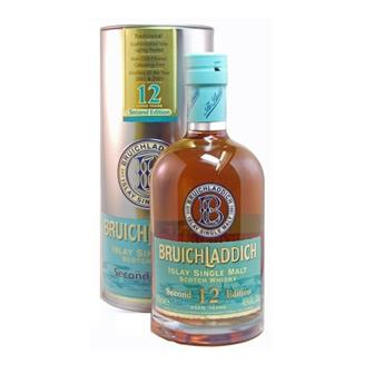 Bruichladdich 12 years old Edition II 46% 70cl thumbnail