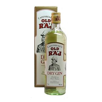 Old Raj Gin 46% vol Cadenheads 70cl thumbnail