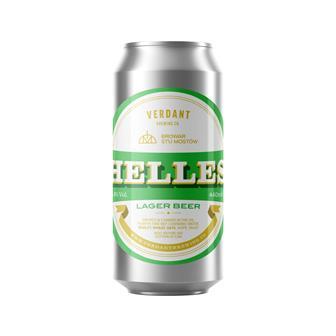 Verdant Helles Lager 4.8% 440ml thumbnail