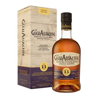 GlenAllachie 11 Year Old Grattamacco Wine Cask Finish 70cl thumbnail