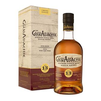 GlenAllachie 13 Year Old Rioja Wine Cask Finish 70cl thumbnail