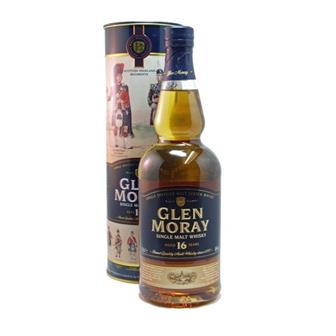 Glen Moray 16 years old 40% 70cl thumbnail