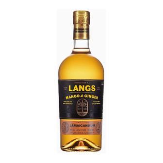 Langs Mango & Ginger Rum 70cl thumbnail