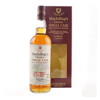 Mortlach 1991 Sherry Wood Mackillops Choice 56.6% 70cl thumbnail