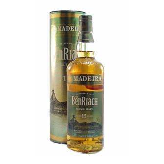 Benriach 15 years old Madeira Finish 46% 70cl thumbnail