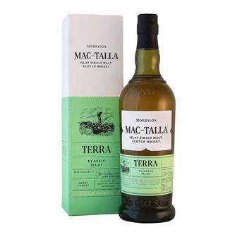 Morrison Mac-Talla Terra Classic Islay Single Malt Whisky 70cl thumbnail
