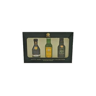 Cutty Sark Connisseurs Collection 3x5cl thumbnail