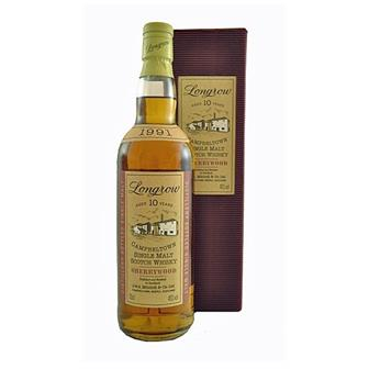 Longrow 10 years old 1991 Sherrywood 46% 70cl thumbnail