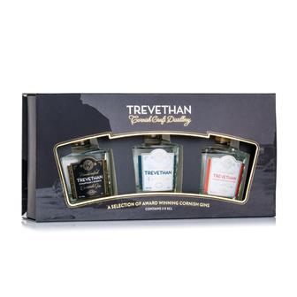 Trevethan Gin Miniature Pack 3x5cl Set 2 thumbnail