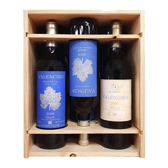 Valenciso Reserva Rioja Anniversary Case 6x75cl thumbnail