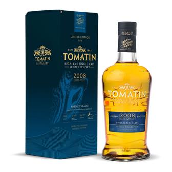 Tomatin The Rivesaltes Edition French Collection 70cl thumbnail