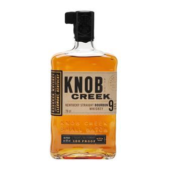 Knob Creek 9 Year Old Kentucky Straight Bourbon 70cl thumbnail