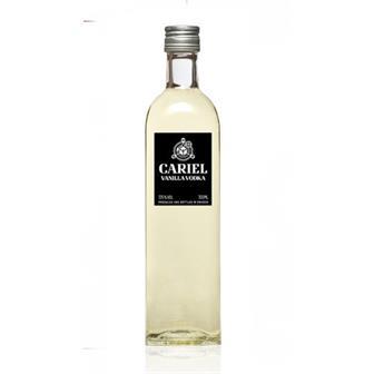 Cariel Vanilla Vodka 70cl thumbnail