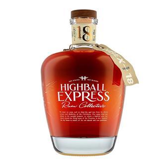 Highball Express Rum 18 Rare Blend 70cl thumbnail