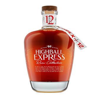 Highball Express Rum 12 Reserve Blend 70cl thumbnail