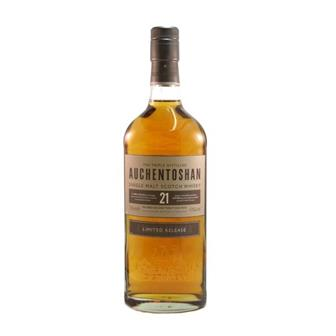 Auchentoshan 21 years old 43% 70cl thumbnail