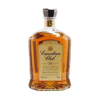 Canadian Club 15 years old 40% 75cl thumbnail
