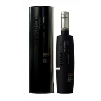 Octomore 63.5% vol 01.1 5 years old thumbnail