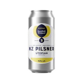 Verdant Seedfall New Zealand Pilsner 4.8% 440ml thumbnail