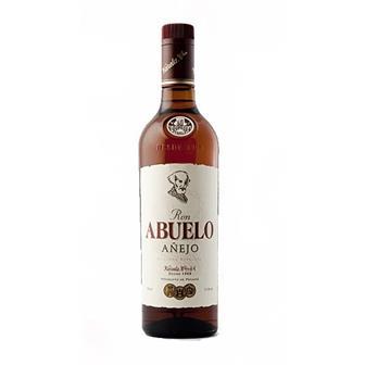 Ron Abuelo Anejo  Rum 40% 70cl thumbnail