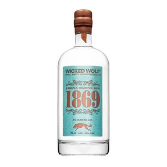 Wicked Wolf 1869 Gin 70cl thumbnail