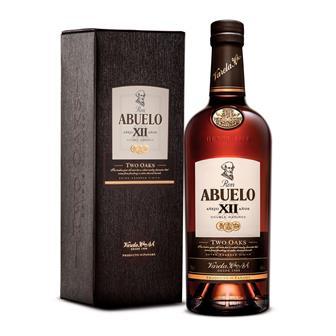 Ron Abuelo XII Two Oaks Rum 70cl thumbnail