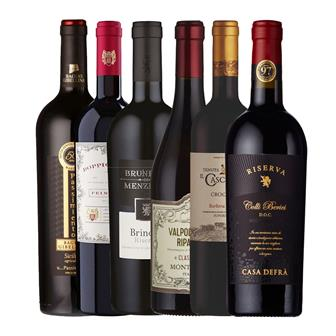Italian Red Wine Case 6x75cl thumbnail