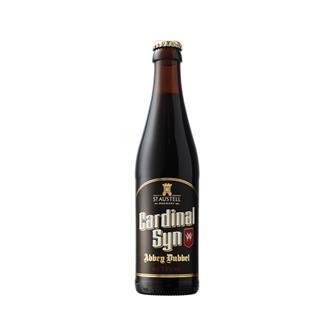 St Austell Brewery Cardinal Syn Abbey Dubbel 7.8% 330ml thumbnail