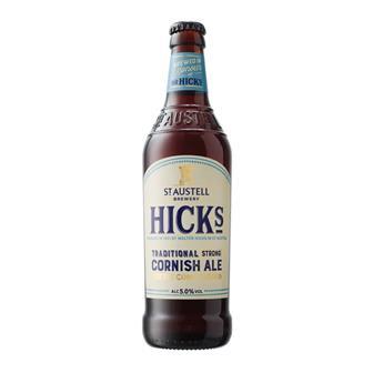 Hicks Traditional Strong Cornish Ale 500ml thumbnail