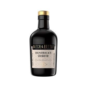 Batch & Bottle Hendrick's Gin Martini Cocktail 35% 50cl thumbnail